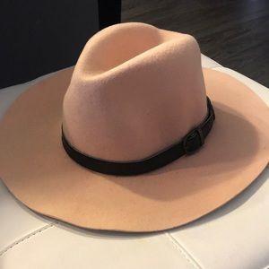 Michael Stars felt hat